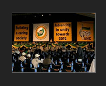 ANC 52nd National Conference - Polokwane - December 2007
